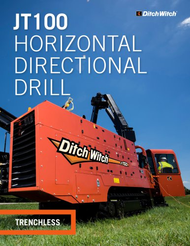 JT100 DIRECTIONAL DRILL