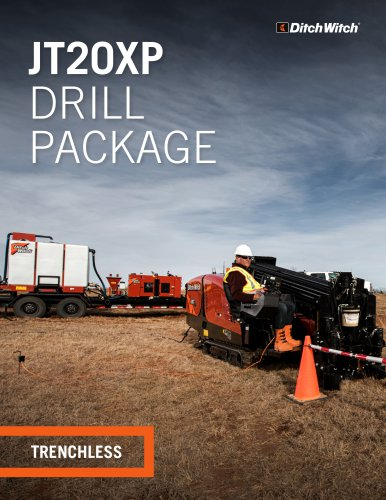 JT20XP DRILL PACKAGE