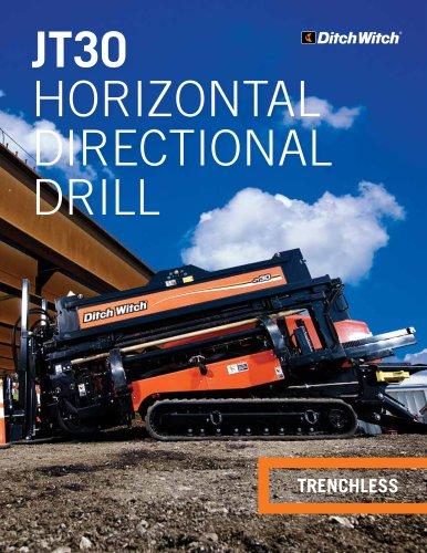 JT30 HORIZONTAL DIRECTIONAL DRILL