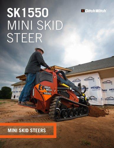 SK1550 MINI SKID STEER