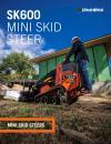 SK600 MINI SKID STEER