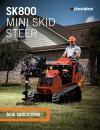 SK800 MINI SKID STEER