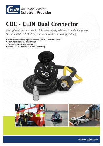 CDC - CEJN Dual Connector