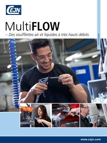 MultiFLOW new nozzles