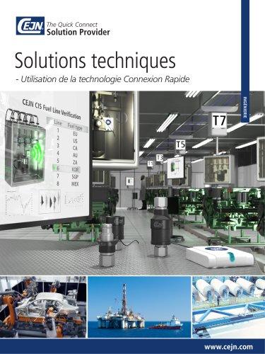 Solutions techniques