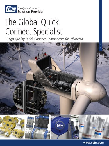 The Global Quick Connect Specialist