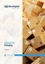 Solutions for Packaging - Packaging
