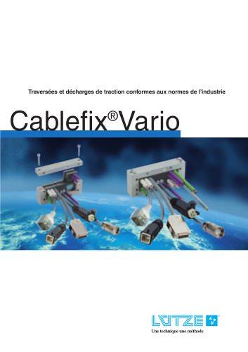 Cablefix®Vario