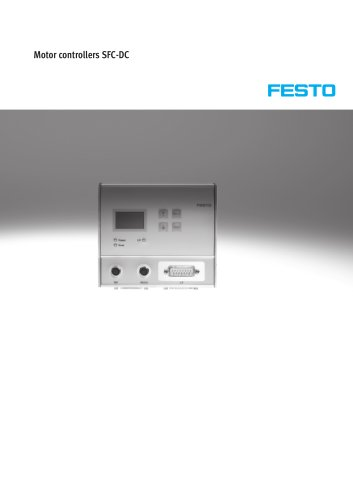 Motor controllers SFC-DC