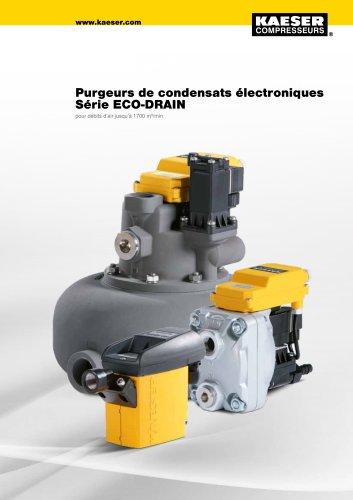 Purge des condensats série ECO DRAIN