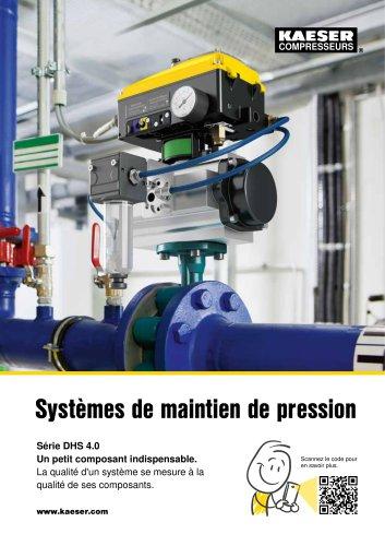 Systèmes de maintien de pression DHS 4.0