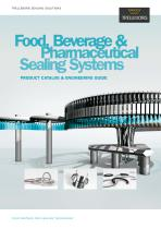 Food, Beverage & Pharmaceutical Sealing Systems