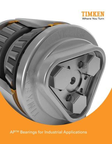 APTM  Bearings for Industrial Applications