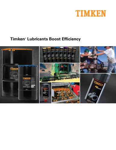 Timken® Lubricants