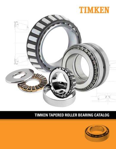 Timken Tapered Roller Bearing Catalog