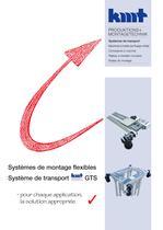 Systèmes de transport GTS