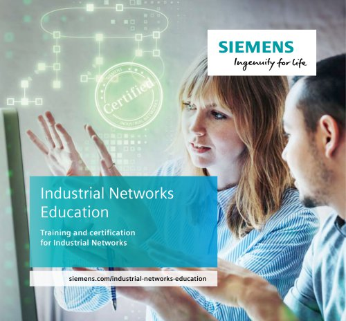 Industrial Networks Education - Your network. Your expertise. Your certification.