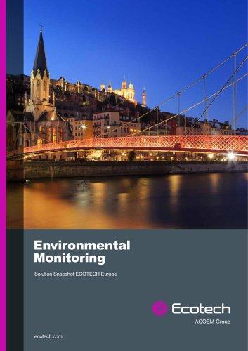 ECOTECH Europe Solutions Snapshot