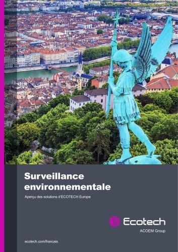 Surveillance environnementale