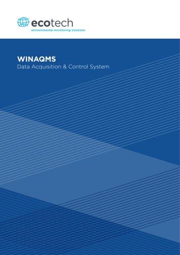 WinAQMS Data Logger