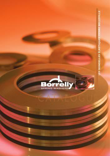 Rondelles élastiques BELLEVILLE