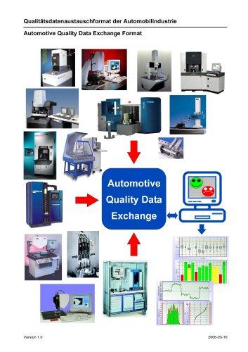 Automotive Quality Data Exchange Format AQDEF