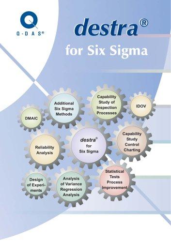 destra for Six Sigma