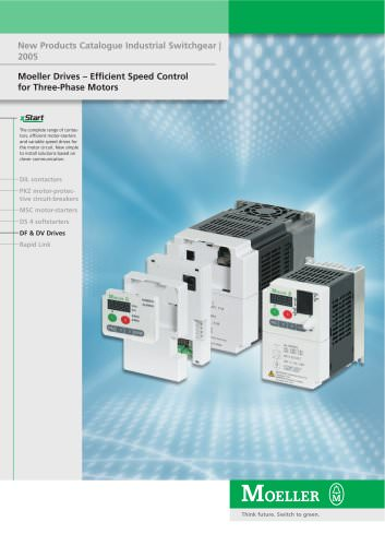 Efficient Speed Control for Three-Phase Motors