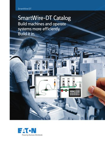 Product Range Catalog SmartWire-DT®