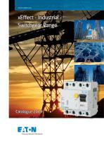xEffect - Industrial Switchgear Range