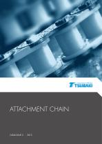 Tsubaki Attachment Chain (for EMEA market)