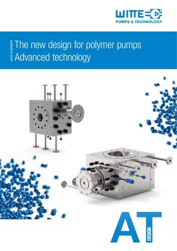 AT design gear pumps
