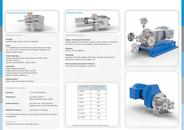 CHEM MINI - Gear Pump for finest metering