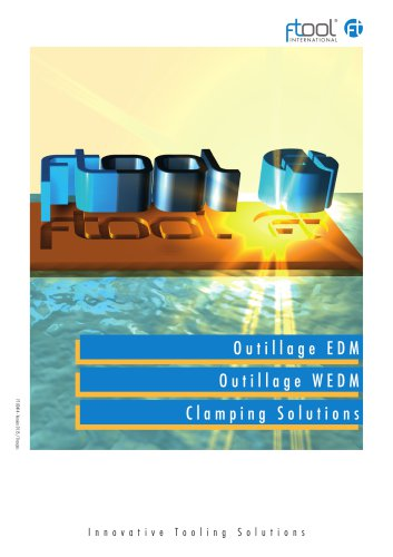 F-Tool Clamping Solutions Flyer