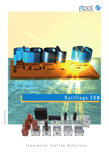 Outillage EDM