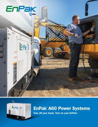 EnPak® A60 Power Systems