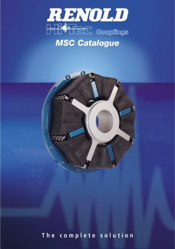 MSC catalogue