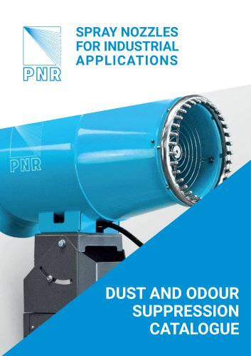 CATALOGUE - DUST AND ODOUR SUPPRESSION CATALOGUE