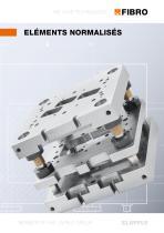Éléments normalisés - Catalogue général - 1