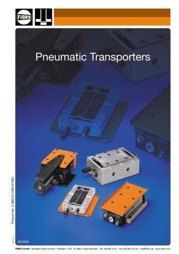 Pneumatic transporters