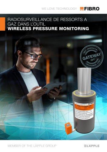Wireless Pressure Monitoring (WPM) Radiosurveillance de ressorts a gaz dans l'outil wireless pressure monitoring PDF Télécharger Radiosurveillance de ressorts a gaz dans l'outil wireless pressure monitoring