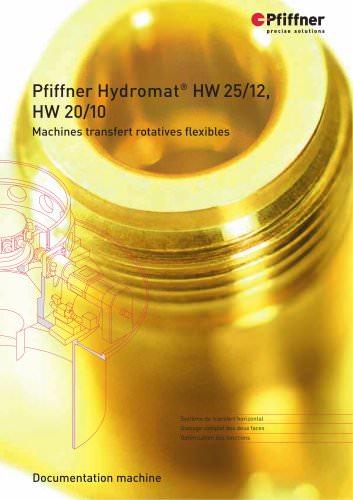 Hydromat HW20/10 et HW25/12