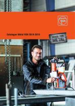 Catalogue Métal FEIN 2018-2019
