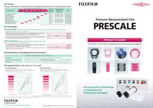 Prescale Brochure