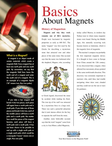 Basics About Magnets