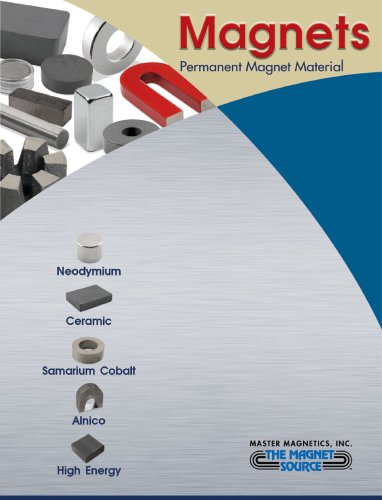 Permanent Magnetic Materials
