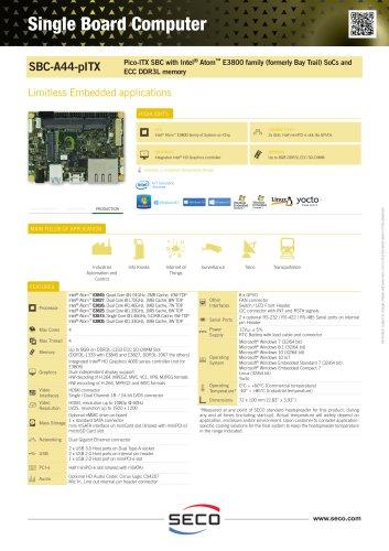 SBC-A44-pITX