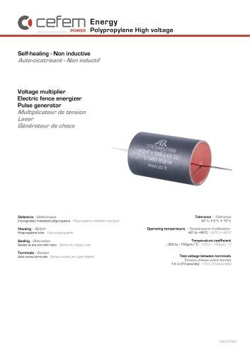 High-Voltage-Polypropylene