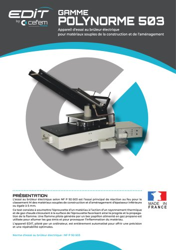 Polynorme 503