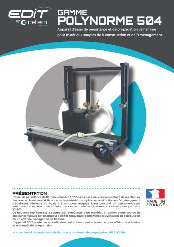Polynorme 504